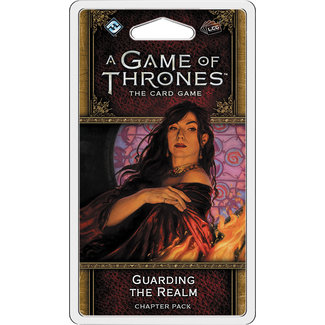 Fantasy Flight Games A Game of Thrones: The Card Game (Second Edition) – Guarding the Realm