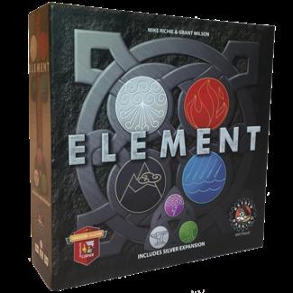 Rather Dashing Element: Silver
