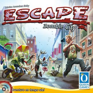 Queen Escape: Zombie City