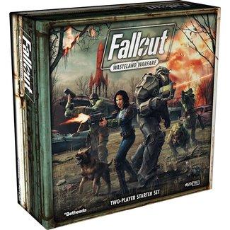 Modiphius Entertainment Fallout Wasteland Warfare