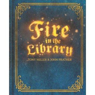 Weird Giraffe Games Fire in the Library