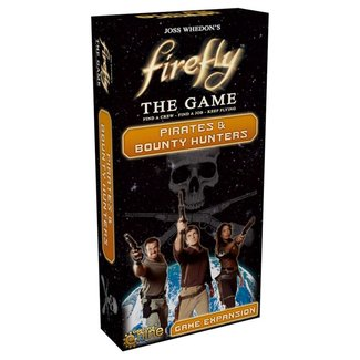 Gale Force 9 Firefly: Pirates & Bounty Hunters Expansion