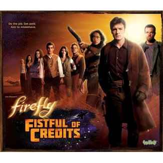 Toy Vault Firefly Fistful of Credits