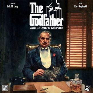 CMON Inc. Godfather Corleone's Empire