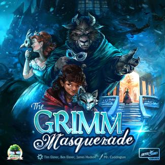 Skybound Games Grimm Masquerade