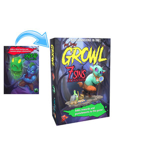 Vigour Games Growl: 7 Sins + Undead Expansions