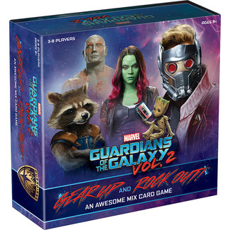 The OP Games Guardians of the Galaxy Vol. 2: Gear Up & Rock Out!
