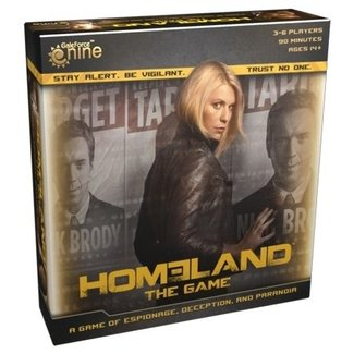 Gale Force 9 Homeland: The Game