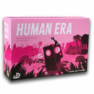 Lay Waste Games Human Era