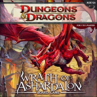 Wizards of the Coast D&D Wrath of Ashardalon