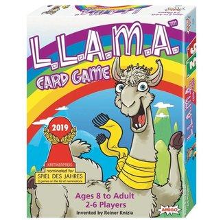 Amigo LLama Card Game