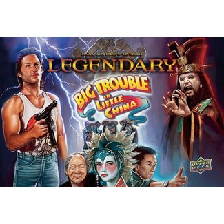 Upper Deck Entertainment Legendary: Big Trouble in Little China