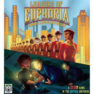 Overworld Games Leaders of Euphoria Deluxe