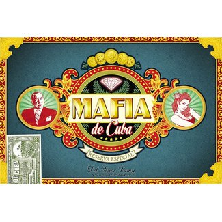 Asmodee Mafia de Cuba
