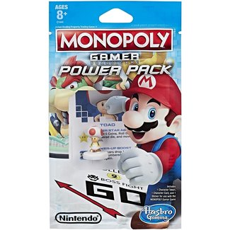 Hasbro Monopoly Gamer: Power Pack - Toad