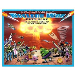 Flying Buffalo Nuclear War: 50th Anniversary