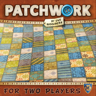 Mayday Games, Inc. Patchwork