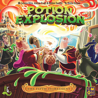 Horrible Guild Game Studio Potion Explosion: The Fifth Ingredient Expansion