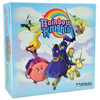 Ninja Division Rainbow Knights