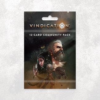 Orange Nebula Vindication Community Pack