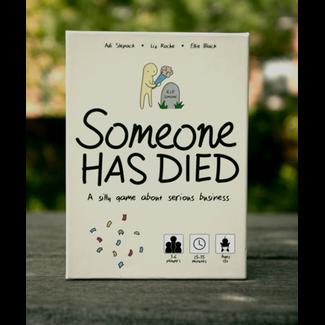 Gather Round Games Someone has Died