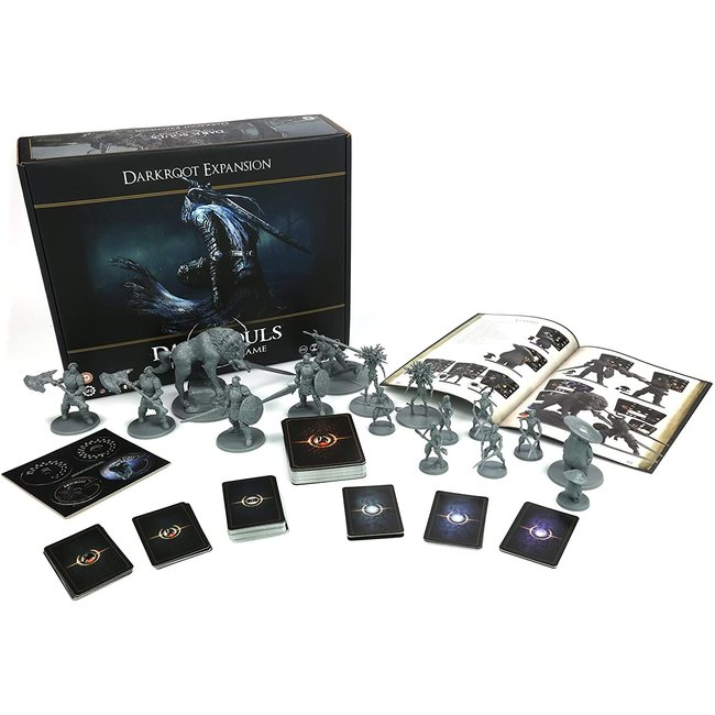 Steamforged Games Dark Souls: Darkroot Expansion