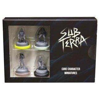 Inside The Box Sub Terra: Core Game Miniatures