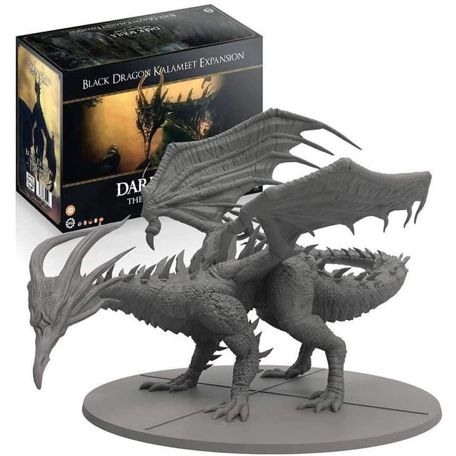 Steamforged Games Dark Souls: Black Dragon Kalameet Expansion