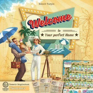 Deep Water Games Welcome to... Summer Neighborhood Expansion