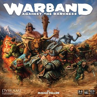 Dyskami Publishing Company Warband: Against the Darkness