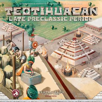 Board & Dice Teotihuacan: Late Preclassic Period
