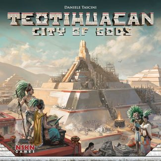 Board & Dice Teotihuacan: City of Gods