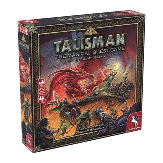 Pegasus Spiele Talisman Revised 4th Edition