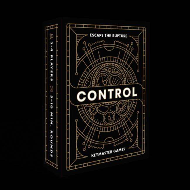 Control: Escape the Rupture