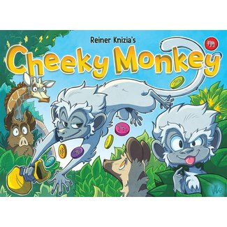 Eagle-Gryphon Games Cheeky Monkey