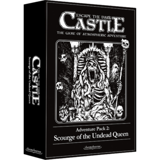 Themeborne Escape the Dark Castle: Scourge of the Undead Queen
