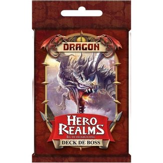 White Wizard Games LLC Hero Realms: Dragon Boss Deck