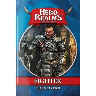 White Wizard Games LLC Hero Realms: Fighter Character Pack