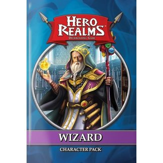 White Wizard Games LLC Hero Realms: Wizard Character Pack