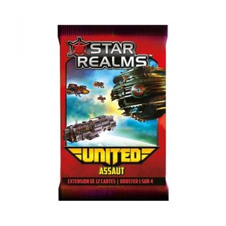 White Wizard Games LLC Star Realms United: Assault