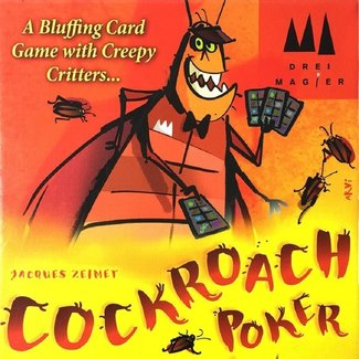Lion Rampant Cockroach Poker