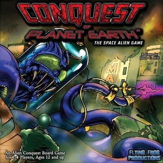 Flying Frog Productions Conquest of Planet Earth
