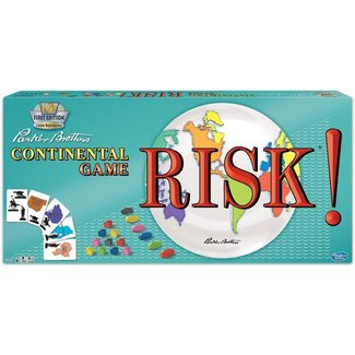 Winning Moves Games Continental Risk 1959