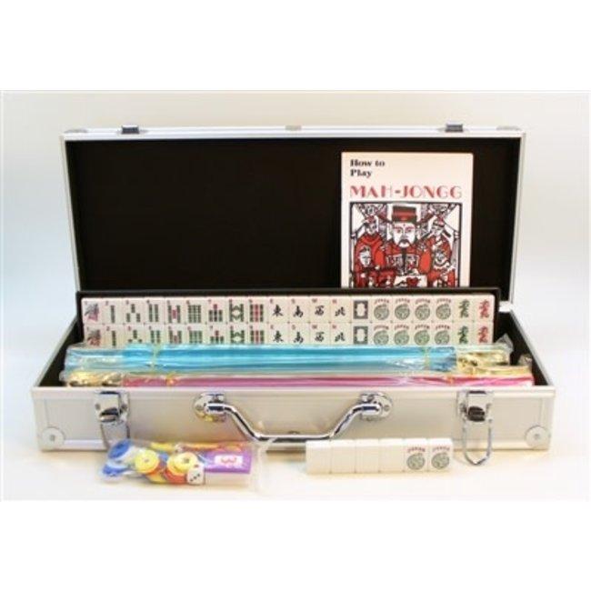 Aluminum Case Mah Jongg Set