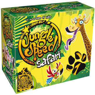 Rebel Jungle Speed: Safari