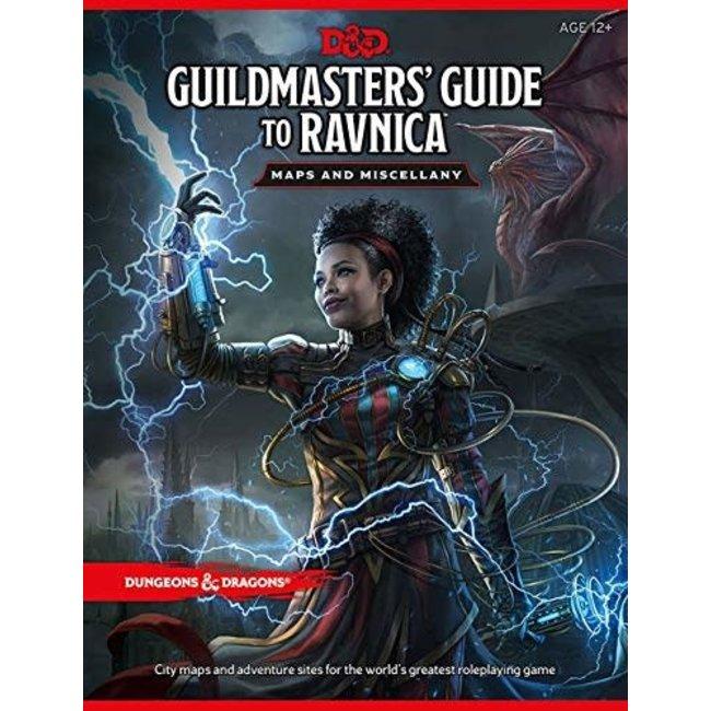 D&D Guildmaster's Guide To Ravnica