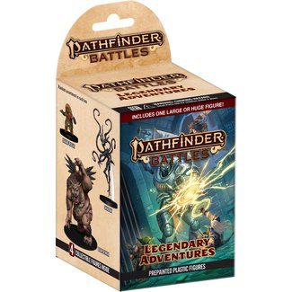 WizKids Pathfinder Battles: Legendary Adventures Booster