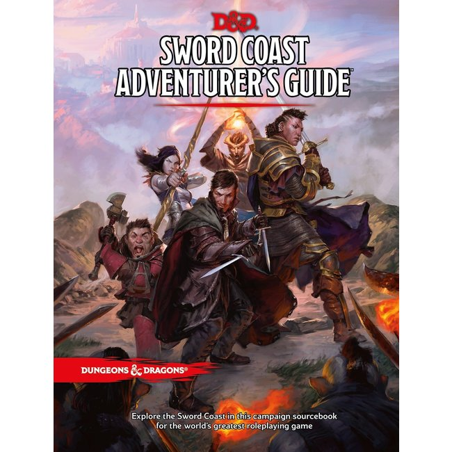 D&D Sword Coast Adventure's Guide