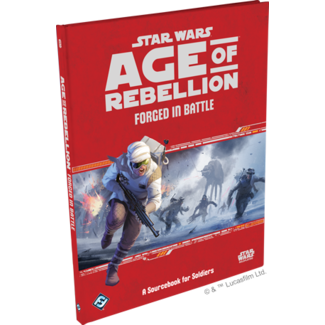 Fantasy Flight Games Star Wars Age of Rebellion: Forged in Battle