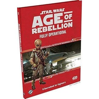 Fantasy Flight Games Star Wars Age of Rebellion: Fully Operational